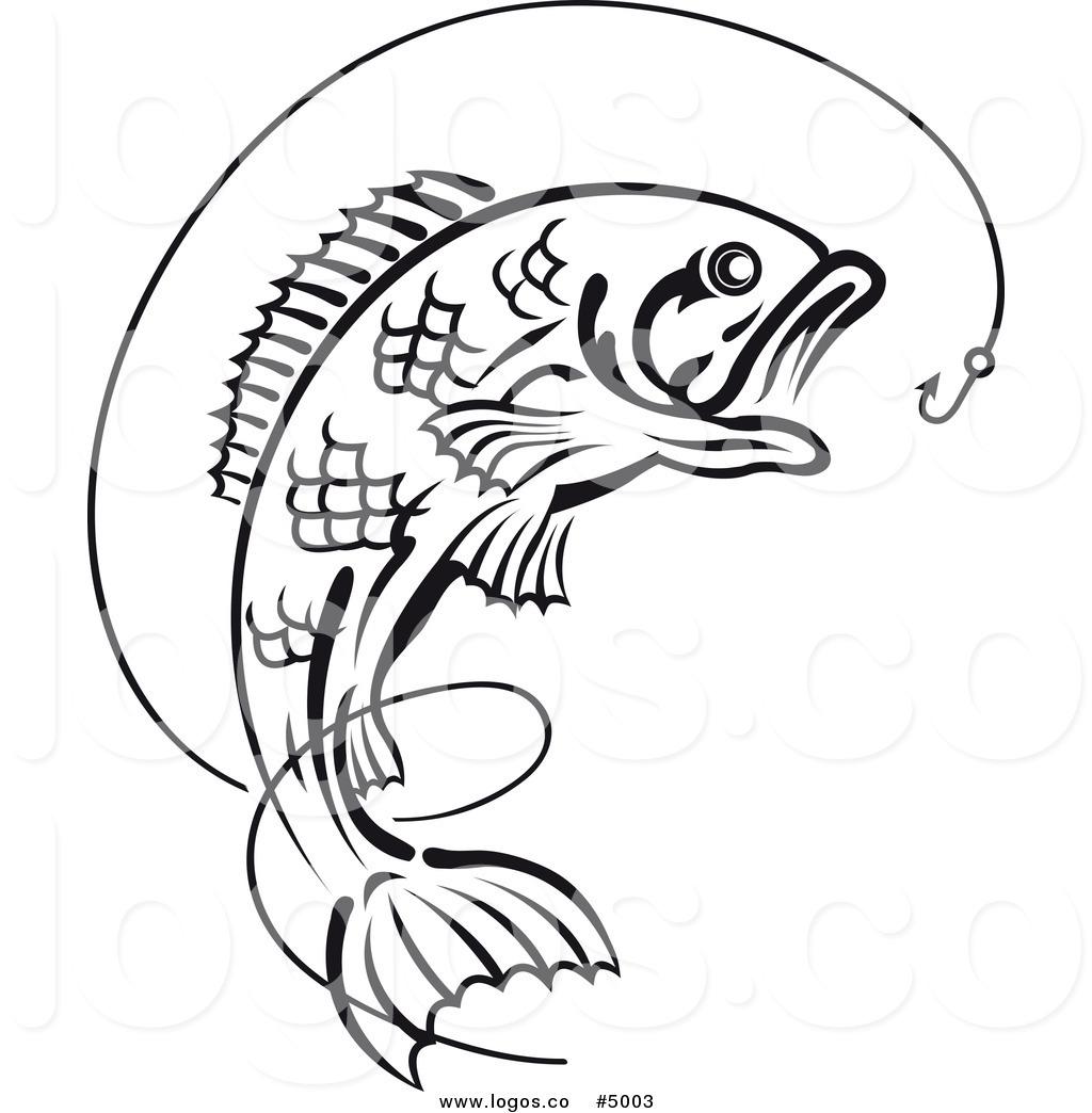 1024x1044 Best Bass Fish Outline