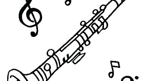 600x315 Fresh Clarinet Coloring Page New The Martian Color Cartoon