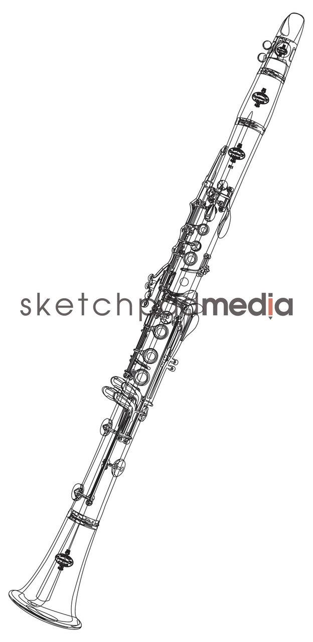 624x1281 Clarinet