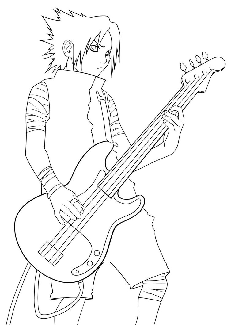 754x1060 Bass Guitar Hero By Kickass178iownu