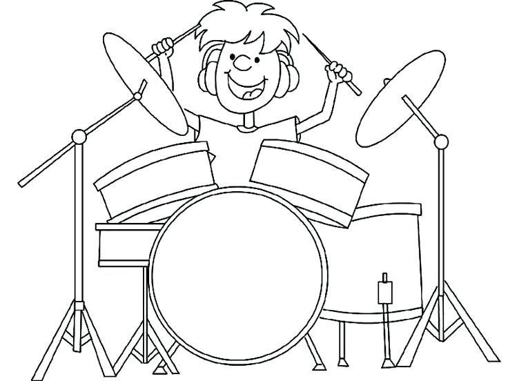 736x552 Drum Coloring Page Drum Coloring Page Also International Flags