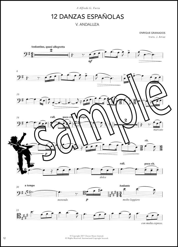 725x1006 The Chester Bassoon Anthology Hamcor