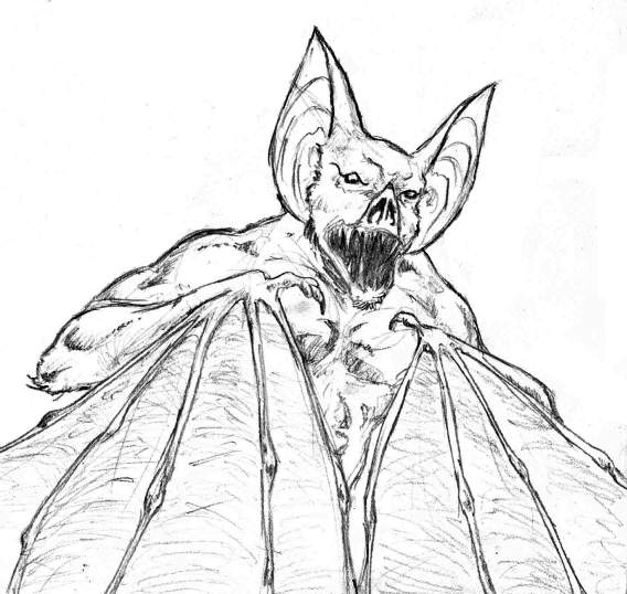 568x538 Man Bat By Chilepino