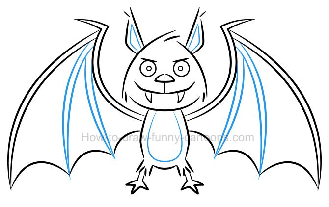 670x422 To Draw A Bat