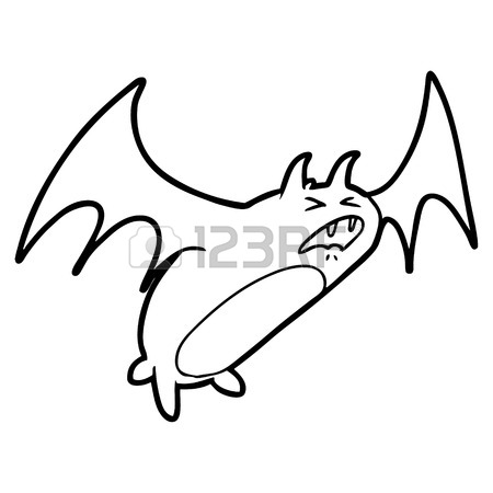 450x450 Bat Drawing Stock Photos. Royalty Free Business Images
