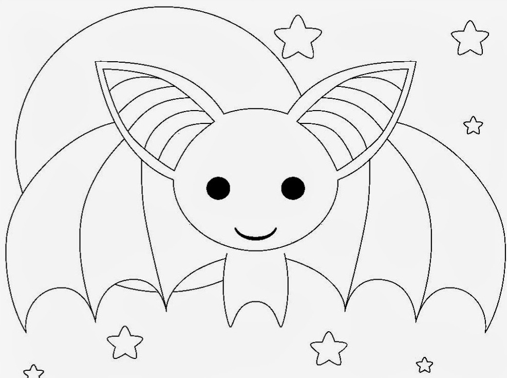 Top 21 Baby Bat Coloring Pages - Home, Family, Style and ...