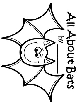 263x350 Free Bat Writing Template From Primary Wonderland. Perfect For Use