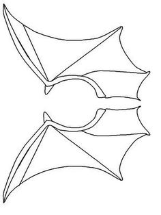 236x314 Halloween Craft Templates This Is A Thumbnail Of The Bat Clip