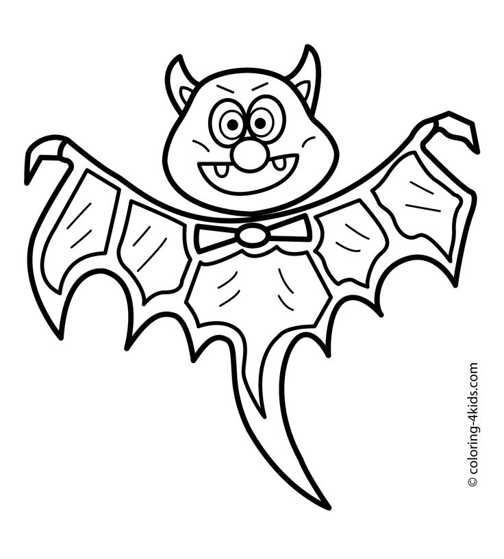 Bat Line Drawing at GetDrawings.com | Free for personal use Bat Line ...