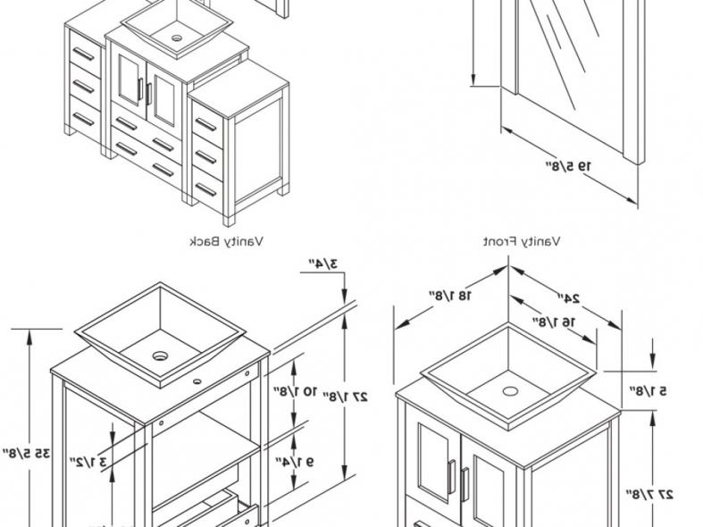 787x590 Bathroom Sink Sizes Sink Designs And Ideas
