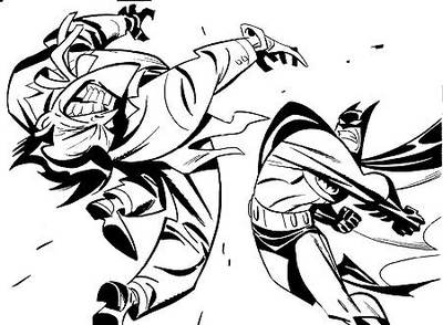 400x294 Batman The Animated Series