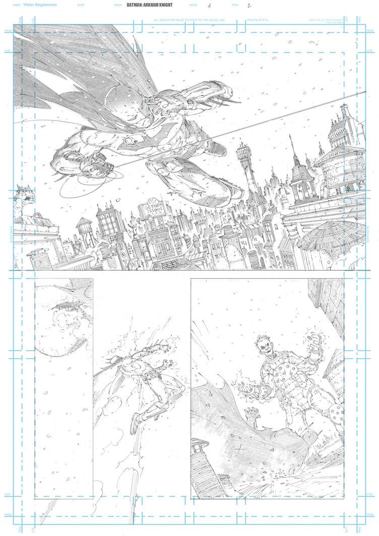 752x1063 Batman Arkham Knight 1
