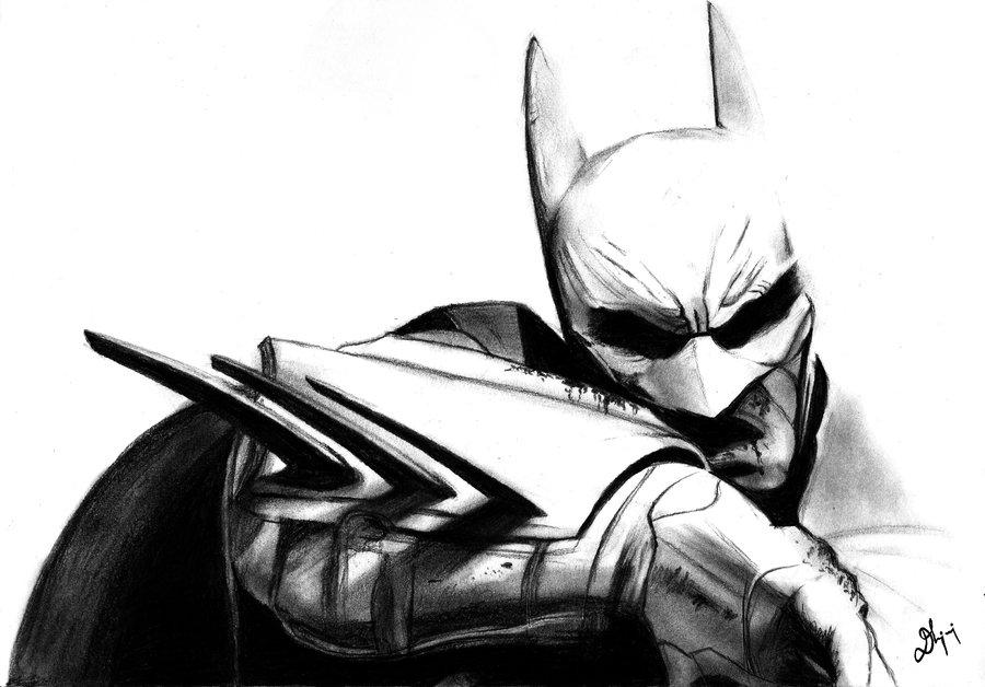 900x628 Batman Arkham City By Darpan Aero