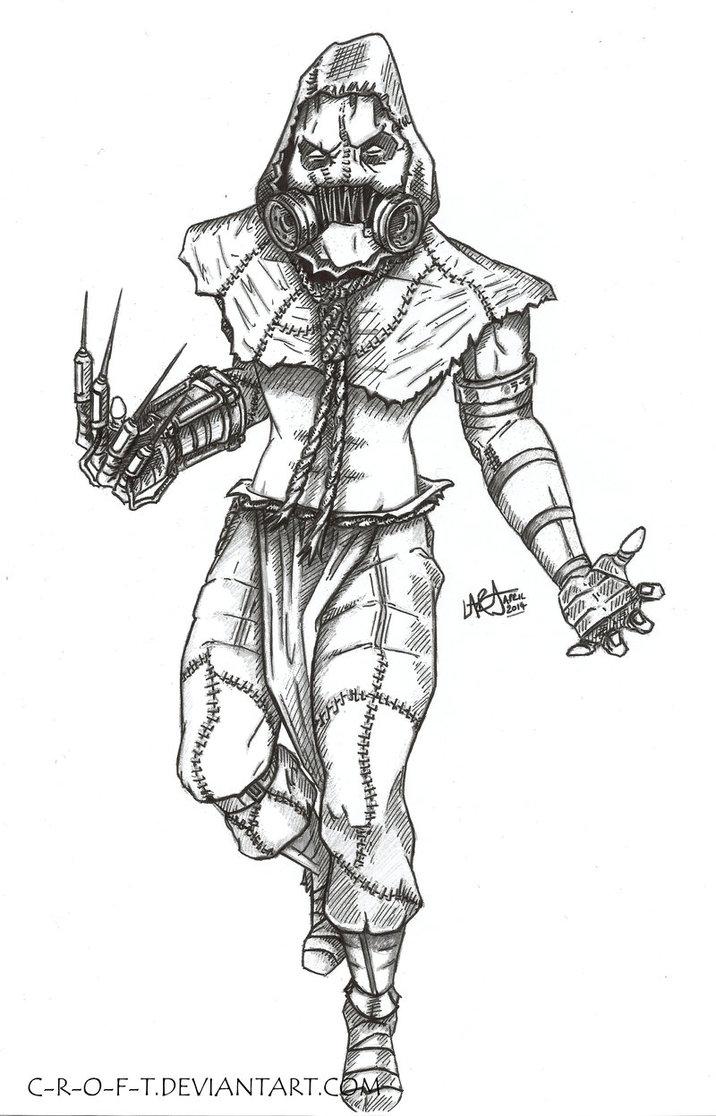 716x1116 Scarecrow