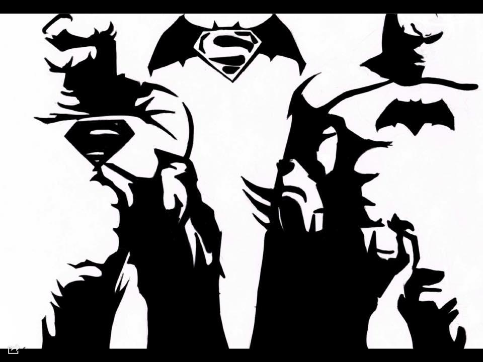 960x720 Batman V Superman Dawn Of Justice Remastered By Gokumoku55 On