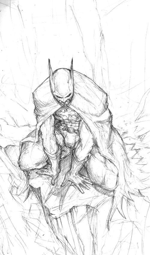 500x851 Batman fanart by scorn maniac on DeviantArt