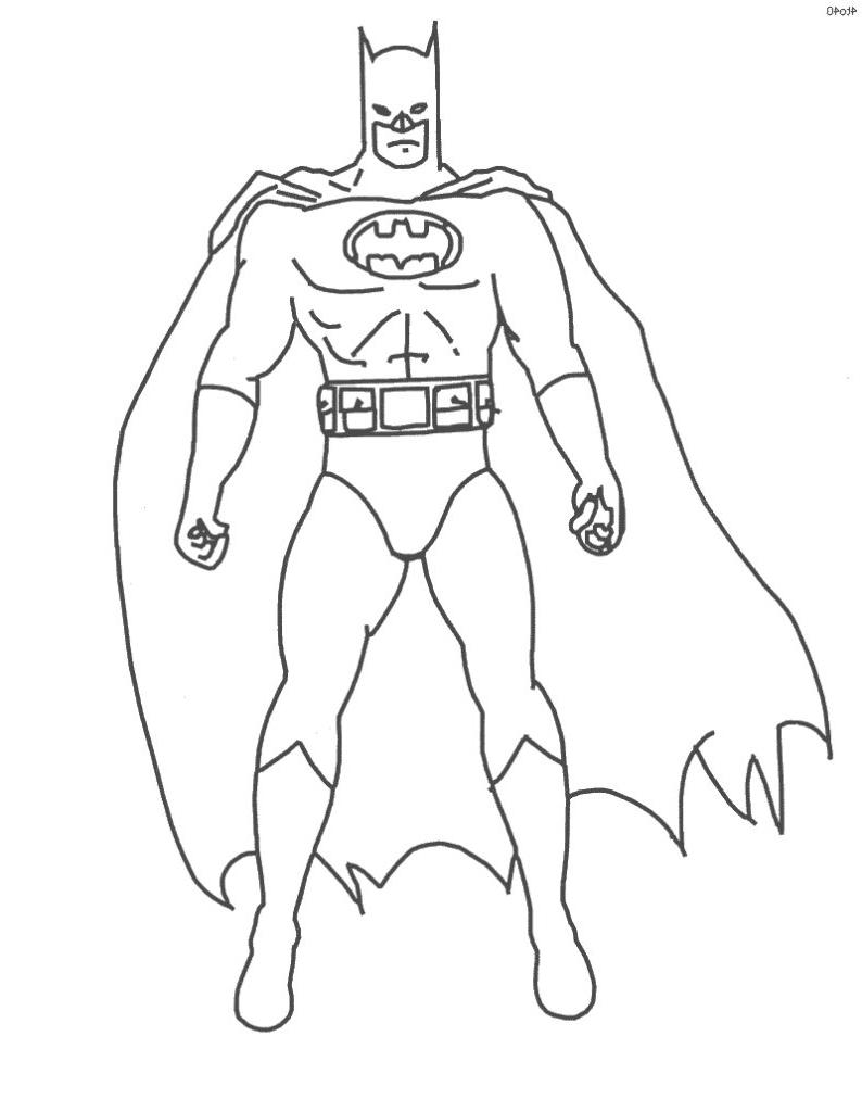 794x1024 Batman