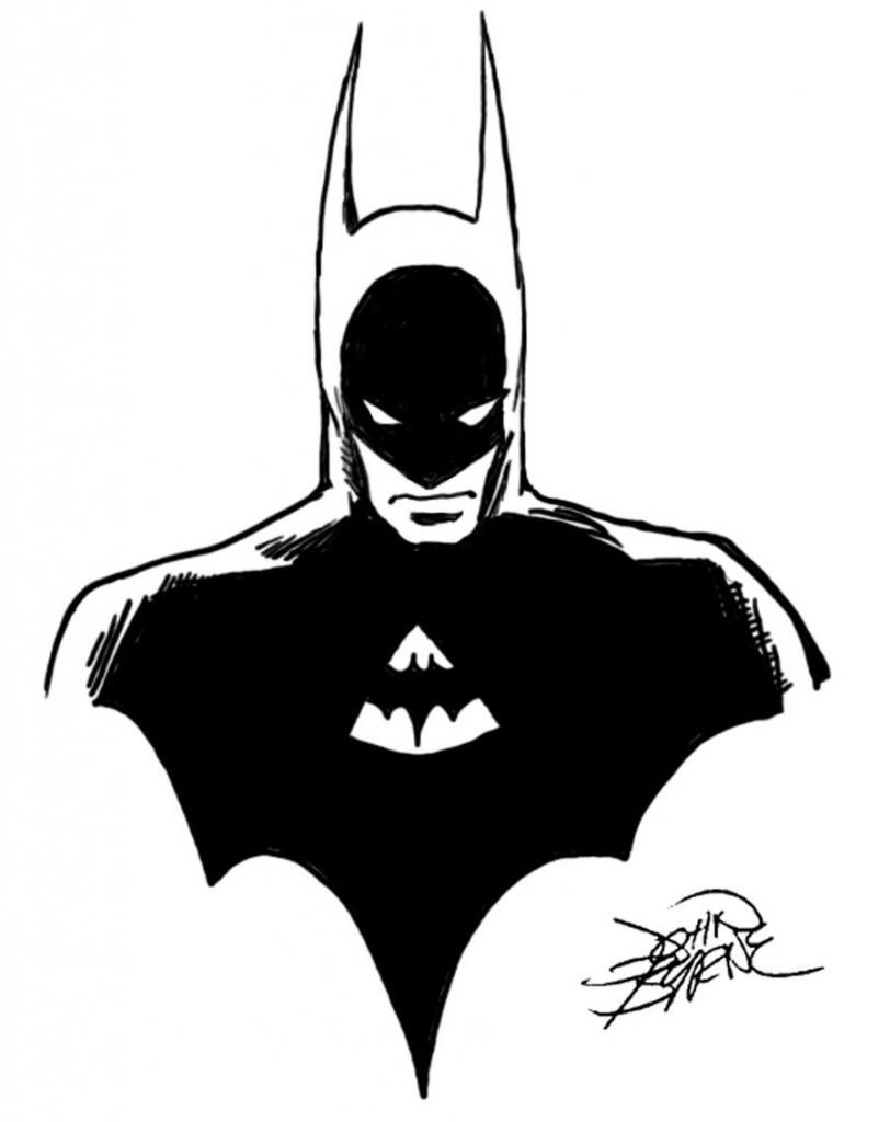 812x1024 Batman Easy Sketches Batman Sketch Delaneyclark