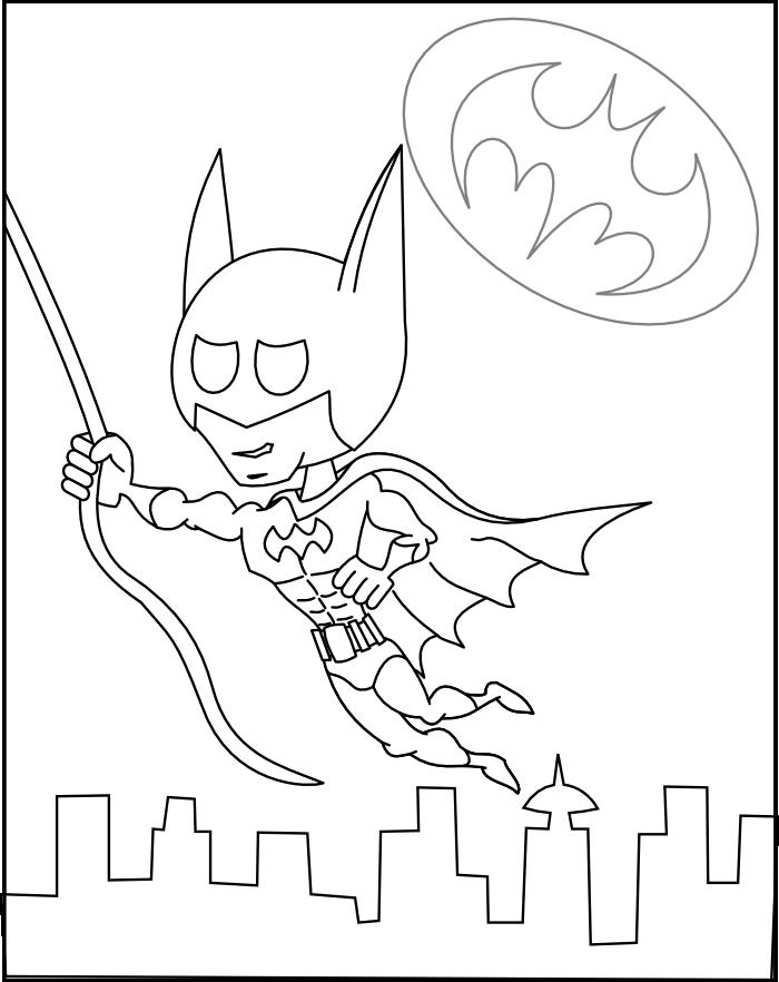 700x882 Batman Drawing Tutorial 565071