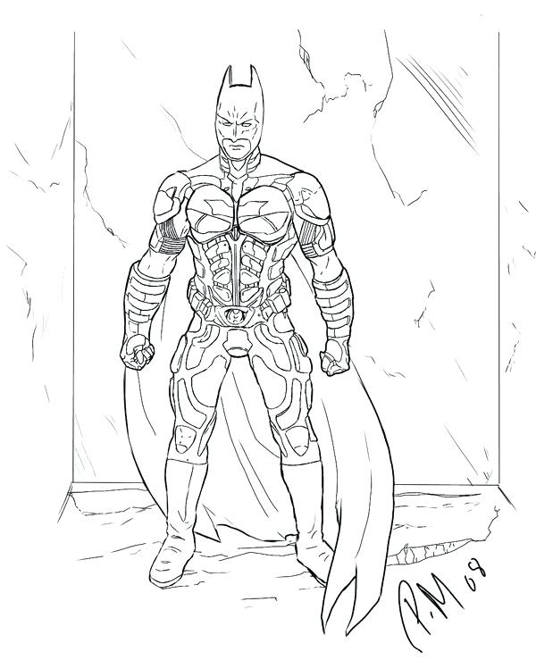 600x739 Batman Coloring Pages Batman Coloring Pages Online Batman Coloring