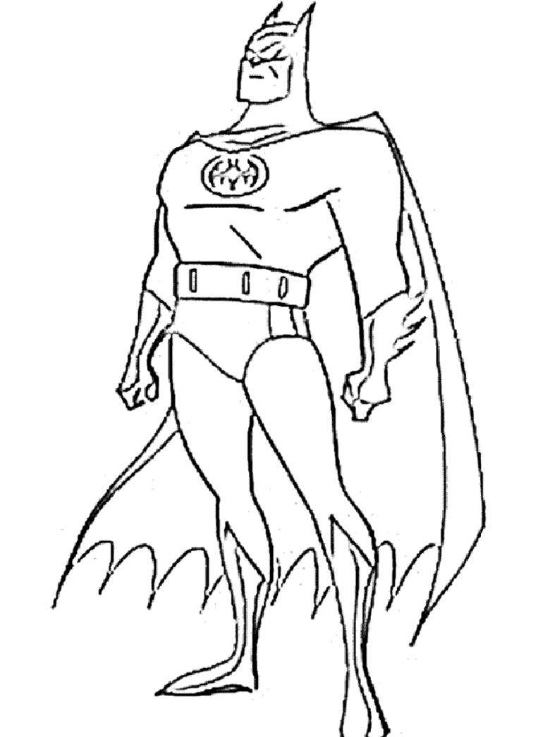 Batman Drawing Images
