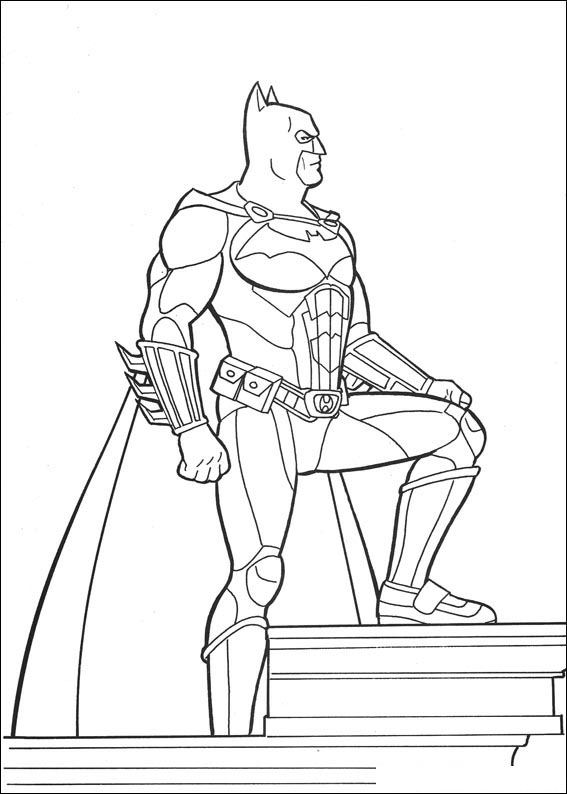 Batman Drawing Pages at GetDrawings.com   Free for personal use ...