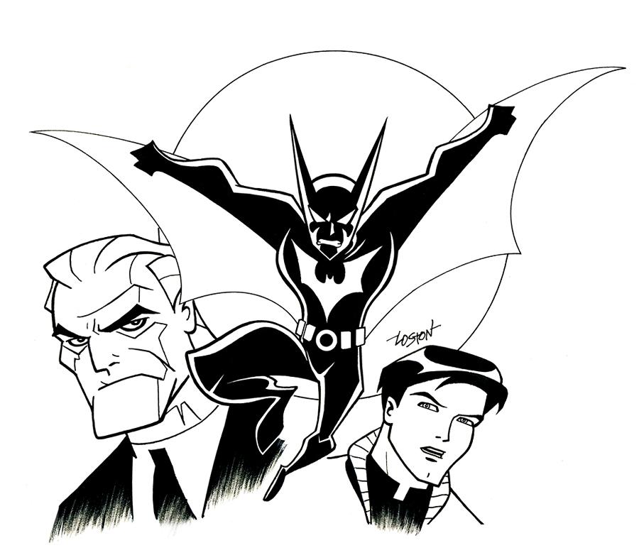 Batman Easy Drawing