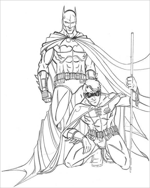 Search for Batman drawing at GetDrawings.com
