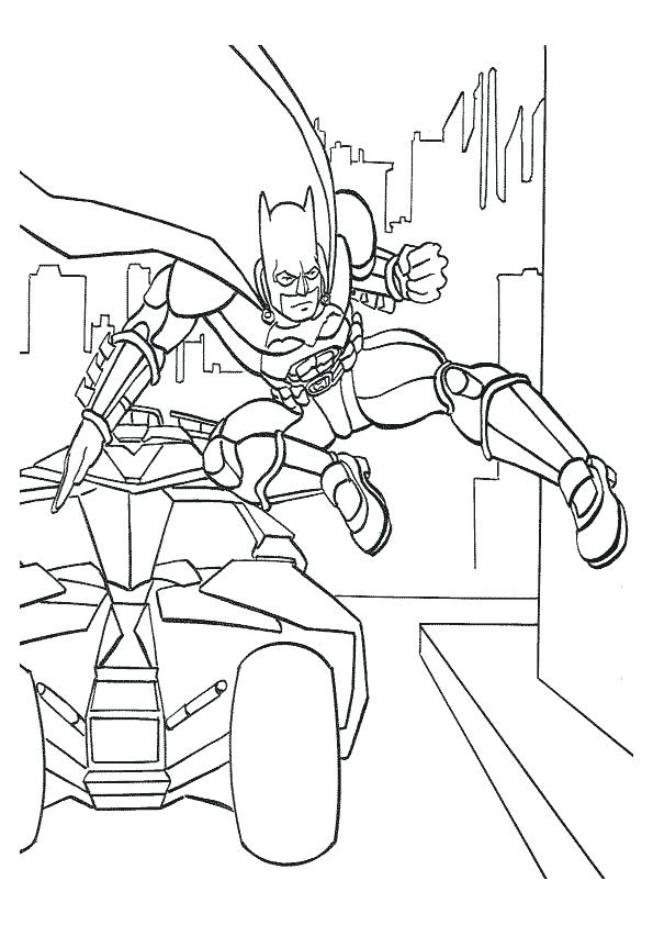 595x842 Coloring Pages Of Batman In Additi On Fresh Batman Symbol Coloring