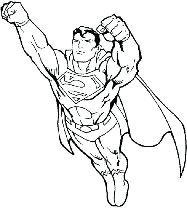 618x687 Batman Vs Superman Coloring Pages Symbol Amusing Page Image