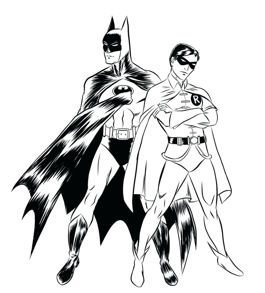 851x939 Free Coloring Pages Of Batman Logo Robin Printable Pumpkin Stencil