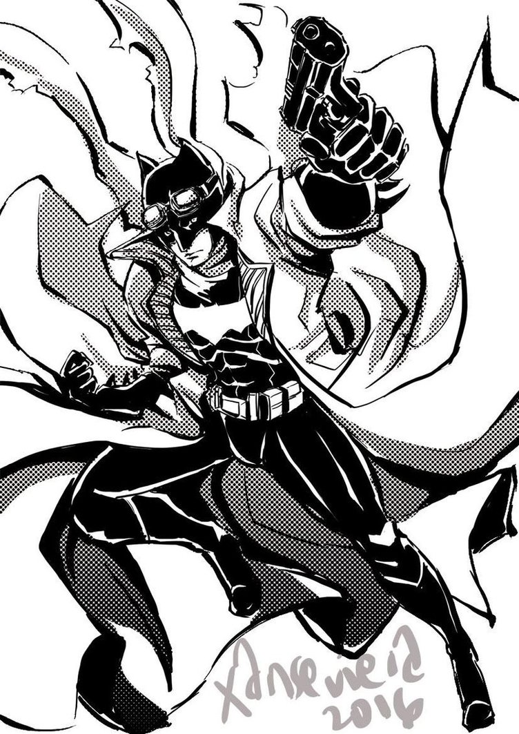 752x1063 Darkest Dream + Batman Vs Superman By Xanseviera