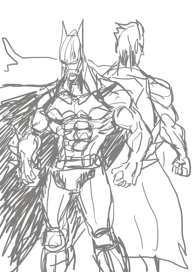 616x870 Speed Entry For Batman Vs Superman Contest Skullbase