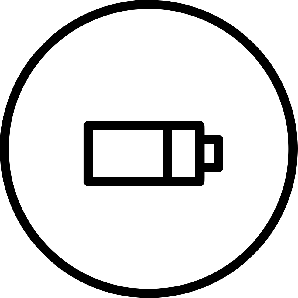 981x980 Battery Charge Indicator Full Charging Energy Power Svg Png Icon