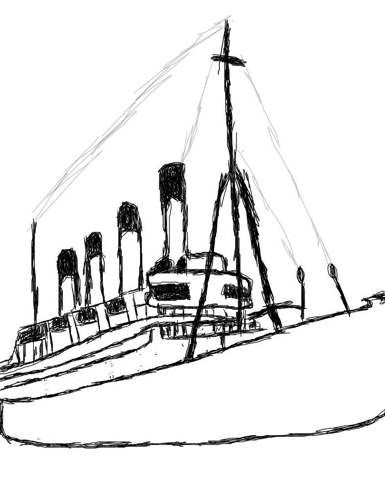 786x1017 Ellis Island Steamboat By Lizzicess