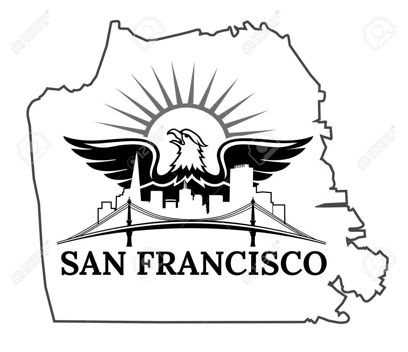 1300x1122 California. San Francisco. Usa. Oakland Bay Bridge. San Francisco