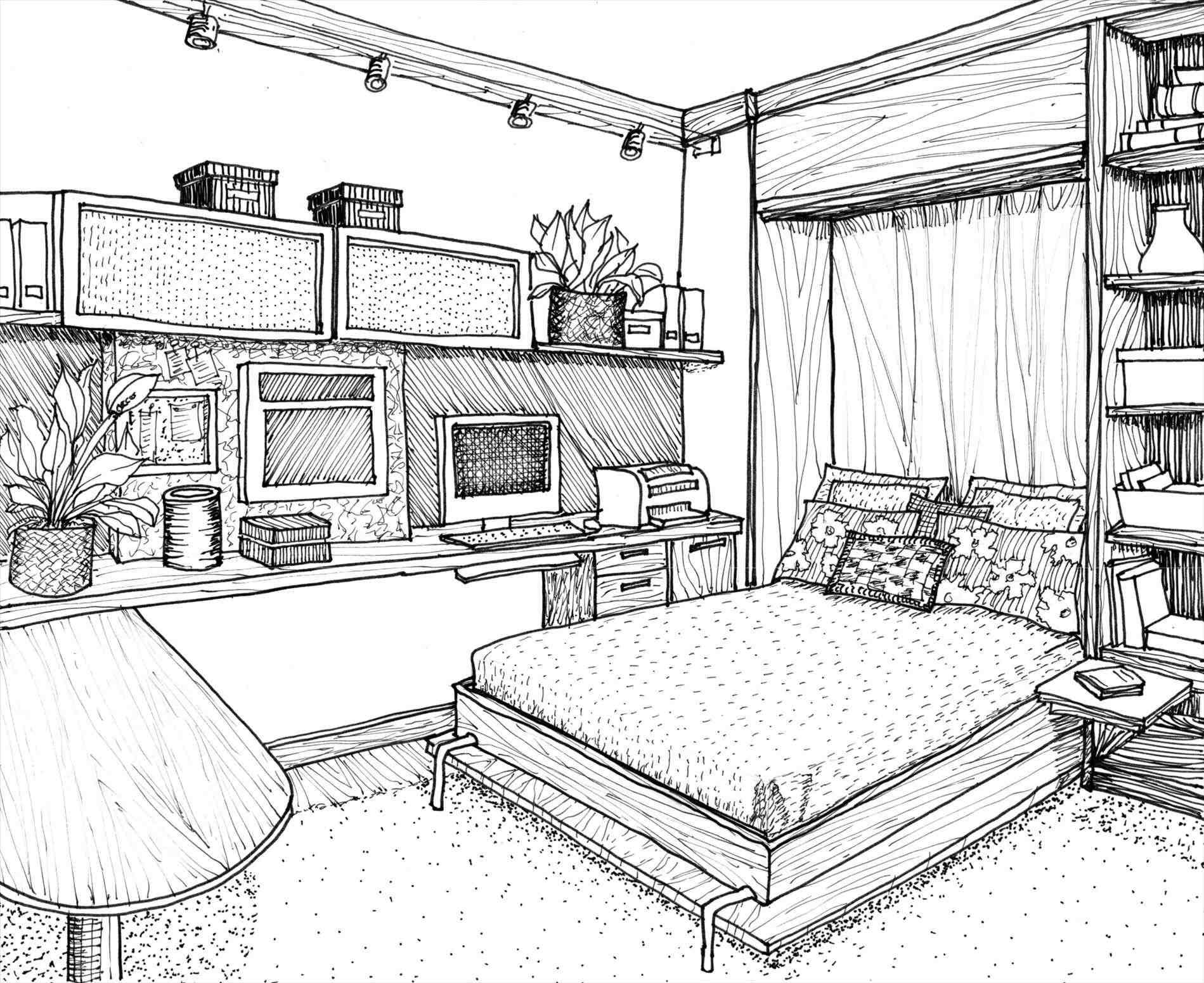 1899x1551 Furniture Line Drawings