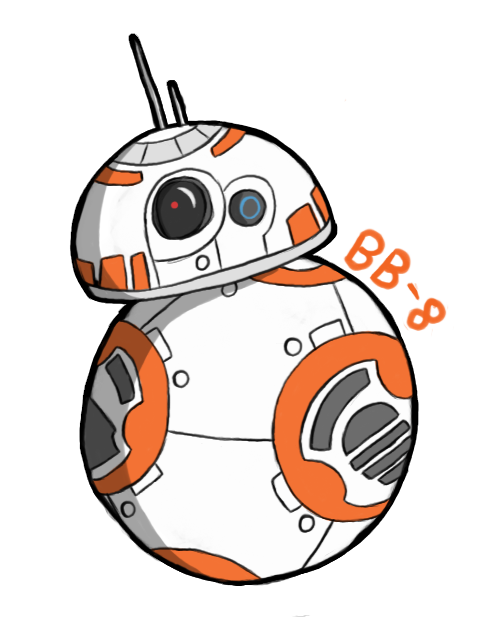 493x636 Bb 8 By Feralsonic