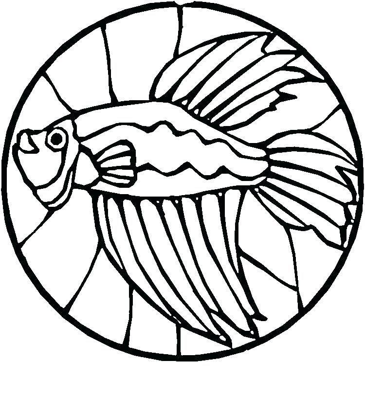 750x816 Beach Ball Coloring Page Stain Glass Coloring Pages Beach Ball