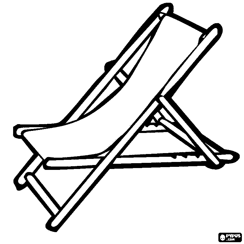 beach chair line drawing www best resume