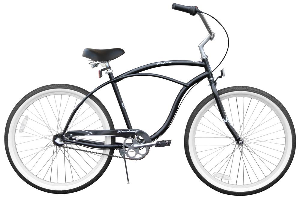 1000x662 Firmstrong Urban 26 Inch Men's Internal 3 Speed Beach Cruiser Bike