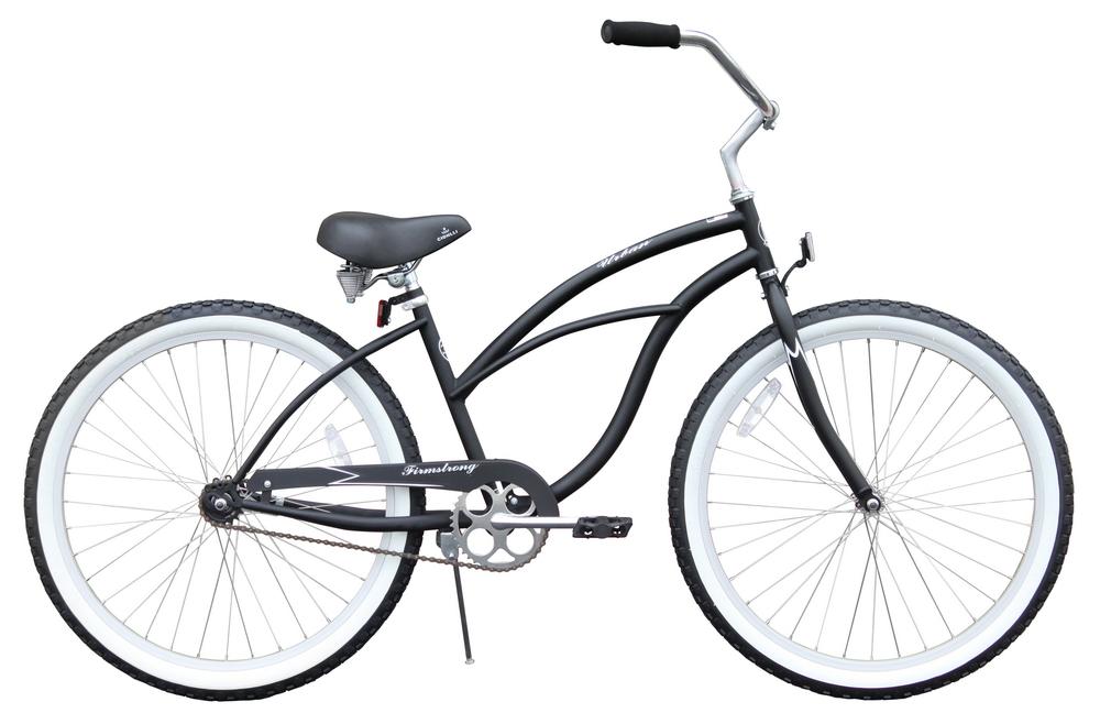 1000x658 Firmstrong Urban 26 Inch Women's Single Speed Beach Cruiser Bike