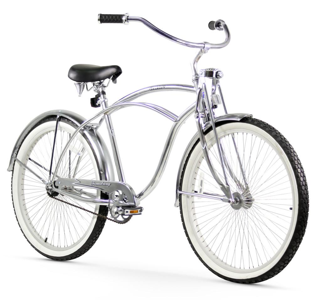 1024x958 Firmstrong Urban Lrd Single Speed Men's 26 Beach Cruiser Bike