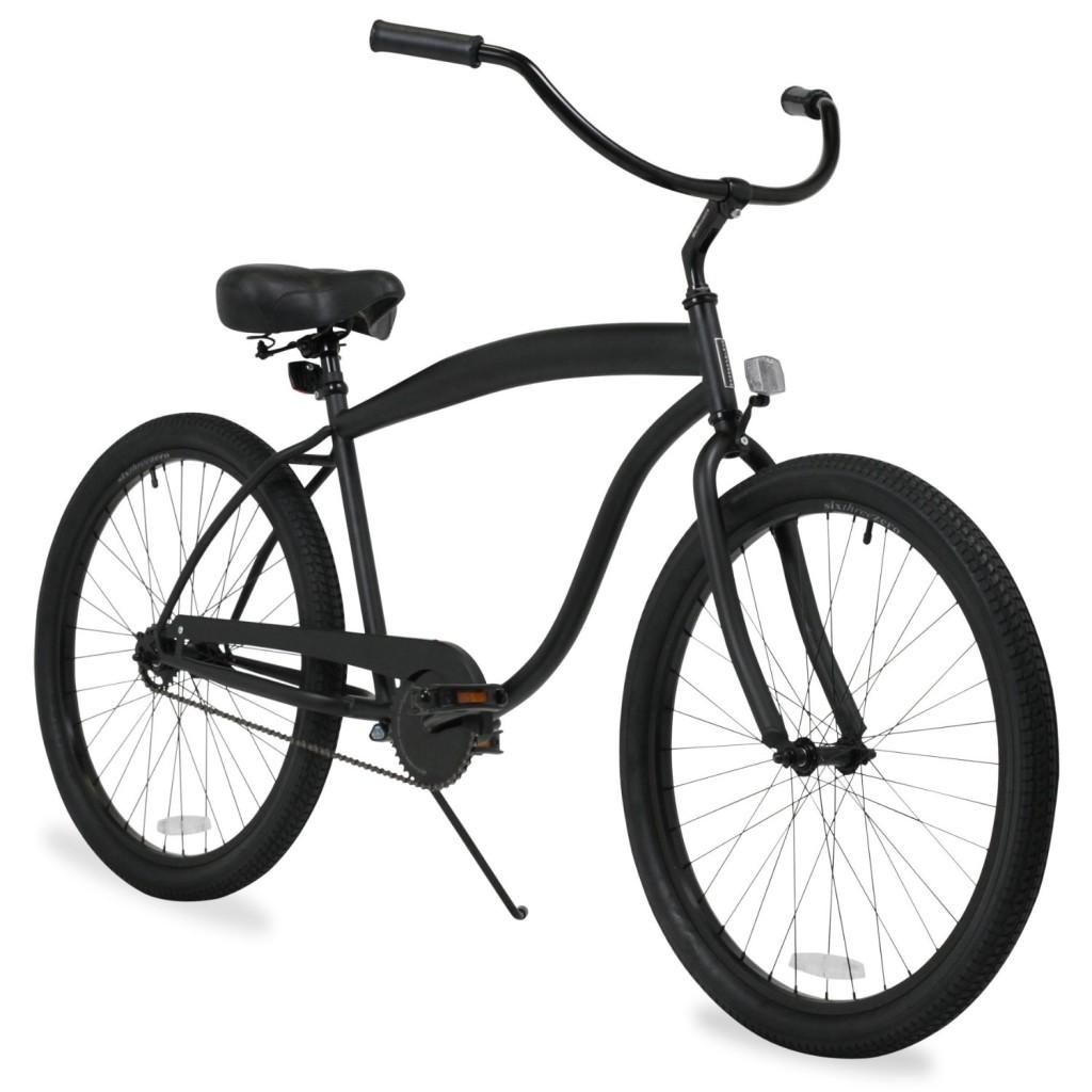 1024x1024 Sixthreezero Men's In The Barrel 26 Inch Beach Cruiser Bicycle