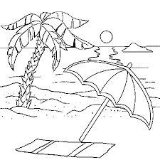 225x225 How To Draw A Beach Scene Step 11 Cute Ideas Beach