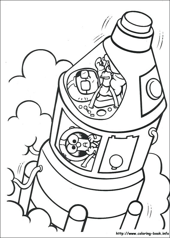 567x794 Muppet Coloring Pages Babies Coloring Picture Beaker And Muppets