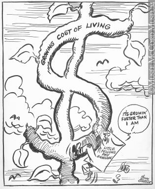 315x385 M965.199.555 Jack And The Beanstalk. Drawing, Cartoon John