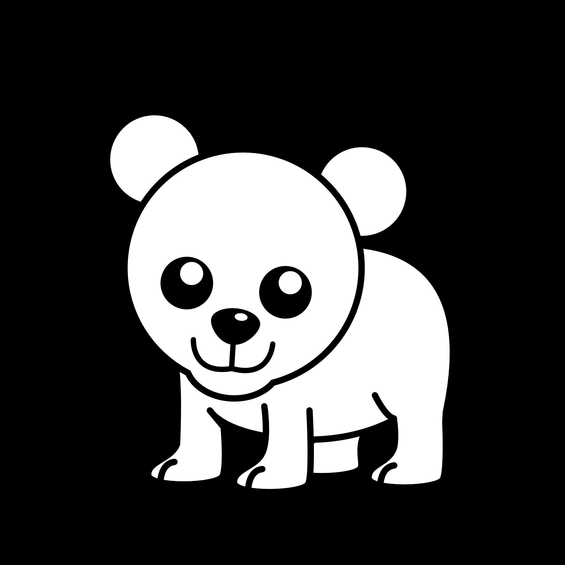 1969x1969 Stock Vector Illustration Of Cute Polar Bear Cartoon 516527587 How