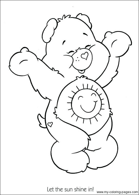 569x796 Coloring Page Of A Bear Yogi Bear 7 Coloring Page Coloring Page
