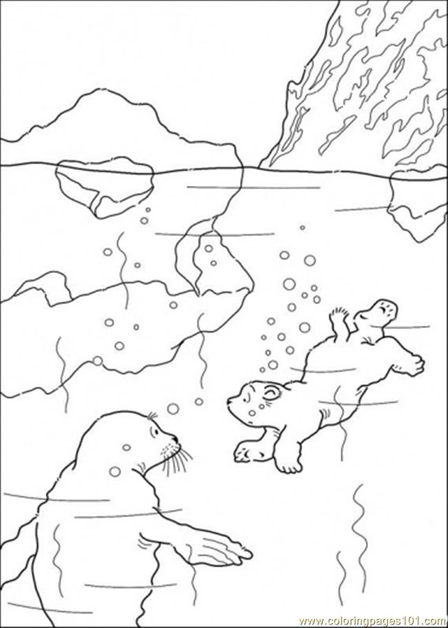 Bear Cub Drawing At Getdrawingscom Free For Personal Use Bear Cub - Polar-bear-coloring-pages